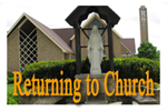 Returning to Church