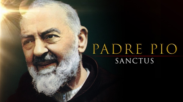 September 23: Feast of St. Pio